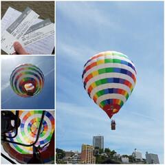 気球/おすし/ありがとう平成/LIMIAスイーツ愛好会/おでかけ/旅行 いつもの熱海 平成の最後にくつろいできま…