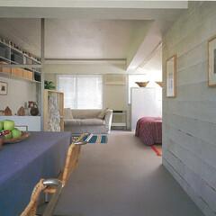 リビングダイニングルーム 自宅マンション改修いつでもご案内可能です…