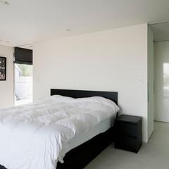 寝室 高輪台の家