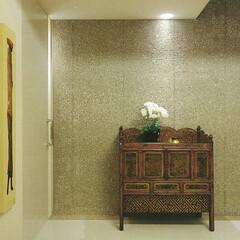 玄関 HIROO FLAT玄関ホール