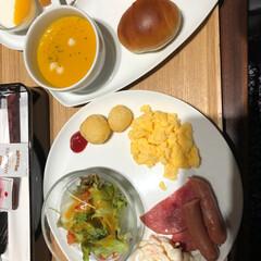 ホテル/住まい/おでかけ/暮らし/お正月2020 26日母と2人でホテル朝食🥞🏨 今年は、…
