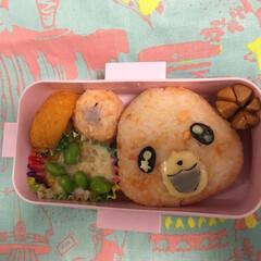 おべんとう 娘の幼稚園お弁当♬