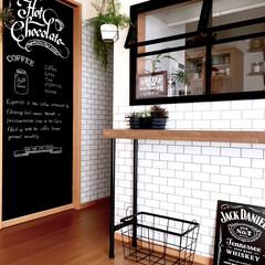 カフェ風/カフェインテリア/ウォールステッカー/ウォールデコ/黒板/カフェ風インテリア カフェ風インテリアは「ウォールステッカー…