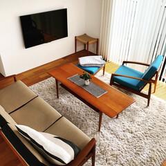 花のある暮らし/北欧ビンテージ/北欧/インテリア/北欧雑貨/北欧家具/... 家が大好き🏠お気に入りの家具に囲まれての…
