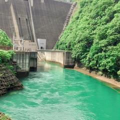夏の思い出/緑/ダム/宮ヶ瀬ダム 自宅から1番近いダム、宮ヶ瀬ダムに行って…