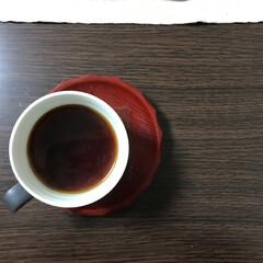 コーヒー 美味しい(^_^)