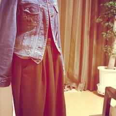 衣服/トルソー この間調達した、黒のトルソーに着せてみま…