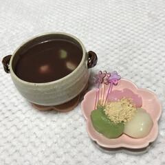 おいしい/美味しい/きな粉餅/きなこもち/三色団子/おしるこ/... こんにちは(o^^o) いつもありがとう…