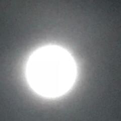 輝き/お月さま/おつきさま/お月様/6月/六月/... こんにちは(o^^o) いつもありがとう…