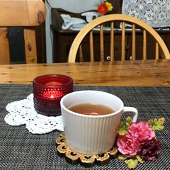 イッタラ/紅茶/ティータイム/TEA/マグカップ/イッタラカスミヘルミクランベリー/... こんにちは(o^^o) いつもありがとう…