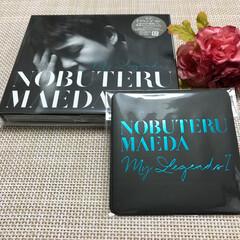 NOBUTBRU   MAEDA/コースター/ソニーミュージックジャパン先着購入.../DVD/CD/初回生産限定スペシャルパッケージ/... こんばんは(o^^o) いつもありがとう…