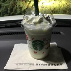 ドリンク/オイシイ/美味しい/おいしい/季節のおすすめ/スターバックスコーヒー/... おはようございます(o^^o) いつもあ…