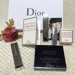 ディオール/Dior/ミスディオール/ツイストティントリップバーム/ディオールアディクトグロスマックス/クチュールパレット/... こんにちは(o^^o) いつもありがとう…