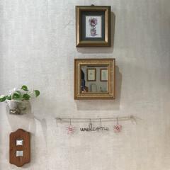 玄関を綺麗に月間/インテリア雑貨/ポトス/観葉植物/アート/ミラー/... こんばんは(o^^o) いつもありがとう…