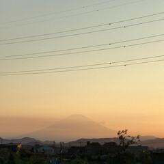 ナチュラルな暮らし/ナチュラル/綺麗な富士山/夏の富士山/景色/富士山/... こんにちは(o^^o) いつもありがとう…