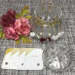 買い物/可愛いイヤリング/可愛い/ショッピング/ショッピングモール/3COINS +pius/... こんにちは(o^^o) いつもありがとう…
