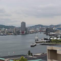 わたしのGW/長崎/風景/観光/街並み/海 長崎の風景。 グラバー邸より・・・(^^…