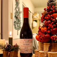 ワイン/ボジョレーヌーボー/我が家のテーブル/ボージョレヌーヴォー イオンのボジョレー・ヌーヴォー❣️