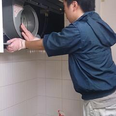 レンジフード/換気扇/レンジフードクリーニング/換気扇クリーニング 換気扇クリーニング一式・・・10,000…