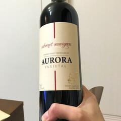 ワイン/フード/グルメ おススメ赤ワイン。 AURORA 原産国…