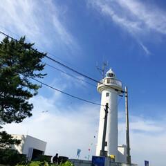 灯台/海/海の日/フォト 7/16♡海の日に〜灯台に行って来ました…