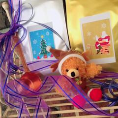 クリスマス/クリスマスツリー/サンタ/おうちカフェ/カフェ/コーヒー/... コスプレ♡トナカイベアーの〜おうちカフェ♡