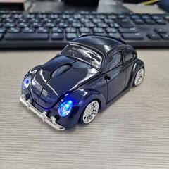 LED/ビートル/マウス/パソコン 仕事用のマウス、変えました😁 クラシック…(1枚目)