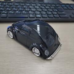LED/ビートル/マウス/パソコン 仕事用のマウス、変えました😁 クラシック…(2枚目)
