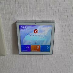 BGM/子供部屋/DIY 子供部屋に埋込アンプと埋込スピーカー設置…(2枚目)