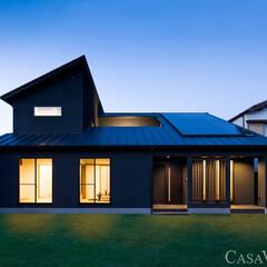 CASAVIVACE/2世帯住宅 64坪の2世帯住宅(1枚目)