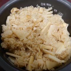 タケノコ/土佐煮/タケノコご飯/リミ友/手ぬぐい おはようございます(°´˘`°)/ 先日…(7枚目)