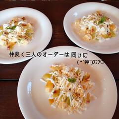 栗しるこ/摘み取り/キウイ/リベンジ/スイーツ/ピーナッツカボチャ こんにちは🍁 先日の売り切れで食べられな…(2枚目)