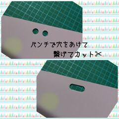 マスクケース/クリアケース/ハルの指定席/リミ友アイデア 昨日nagomiさんがアイデアでupして…(4枚目)
