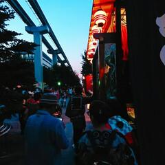 熱中症/イケメン/帰省/夜祭り/夏祭り 昨夜は地元恒例のお祭り参加してきました🏮…(3枚目)