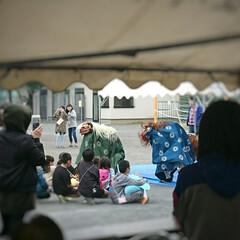 子ども/大会/オープニング/イベント/囃子 土曜日、日曜日と息子達が所属する囃子連の…(2枚目)