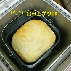 食パン/ホームベーカリー 昨日の失敗からのリベンジ(?) ウララさ…