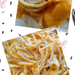 柚子/手作り/ジャム/おすそ分け おはようございます 先日友達からたくさん…(2枚目)