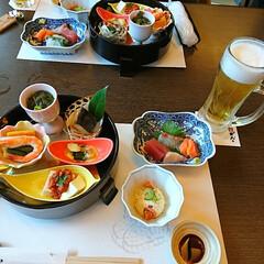 雛飾り/和食/食事会/サークル 今日は体操サークルのみなさんと年に一度の…(3枚目)