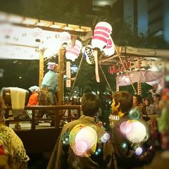 熱中症/イケメン/帰省/夜祭り/夏祭り 昨夜は地元恒例のお祭り参加してきました🏮…