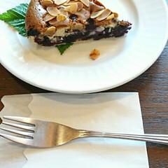 タルト/パフェ/ベリーコテージ 今年最後のベリーコテージのパフェを食べに…(2枚目)