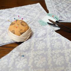 おうち時間/手縫い/雑巾/ハル/8月6日/広島平和記念式典 おはようございます🎐 気温が高すぎて買い…(1枚目)