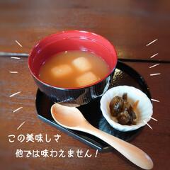 栗しるこ/摘み取り/キウイ/リベンジ/スイーツ/ピーナッツカボチャ こんにちは🍁 先日の売り切れで食べられな…(3枚目)