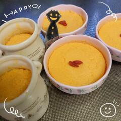 ピーナッツカボチャ/プリン/スープ/ハル おはようございます🍁 ピーナッツカボチャ…
