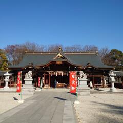 心穏やか/暖かい一日/神社/木々深い公園/感謝 昨日は朝の冷え込みからは打って変わって日…