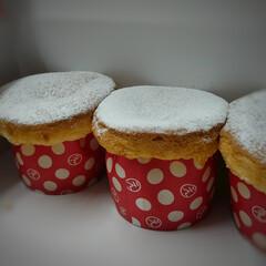 キッチン/アップルパイ/お土産/シホンケーキ  ョ'ω'〃)おはようございます♪ 昨日…(4枚目)