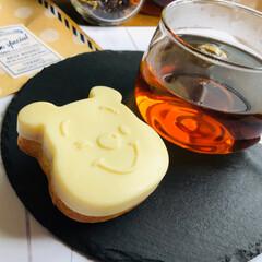 リミ友さんに感謝です/ありがとう/バレンタイン/ハンドメイド/スイーツ/雑貨/... ①バレンタインチョコ🍫💕 紅茶と一緒にま…