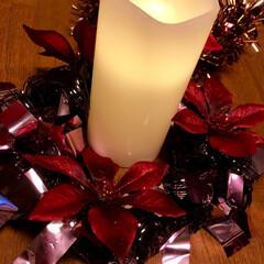 GODIVA/クリスマス/ハンドメイド/雑貨/100均/ダイソー/... クリスマスパーティーの時にテーブルに置く…