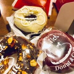 ドーナツ/ごはん/おでかけ/グルメ/フード/スイーツ おはようございます😁 3連休中成人式を迎…(1枚目)
