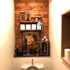 壁面収納/トイレ/リフォーム/DIY/ディアウォール/インテリア/...