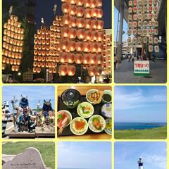 なまはげ/入道崎/男鹿半島/竿燈祭り/秋田へプチ旅行/令和の一枚/... 秋田へプチ旅行に行って来ました。 竿燈祭…